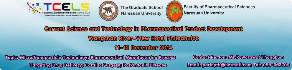 Current Science and Technology in Pharmaceutical Products Development